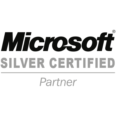 OCS Consultung are a Microsoft Silver Certified Partner