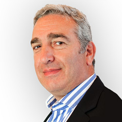Maurice Aroesti, OCS Group Chief Executive